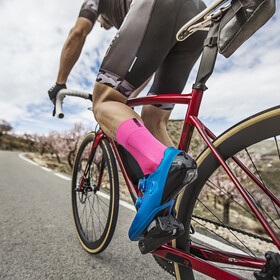GripGrab Lightweight SL Calcetines, fluo pink